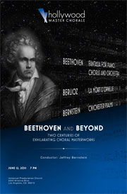 2011: Beethoven and Beyond
