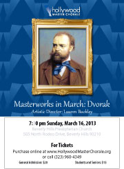 An Afternoon with Dvorak