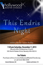 2012: This Endris Night