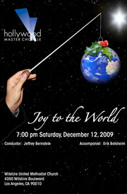 2009: Joy to the World