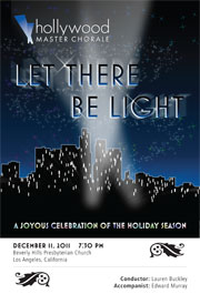 2011: Let There Be Light